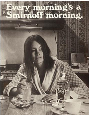 Mỗi buổi sáng là một buổi sáng của Smirnoff