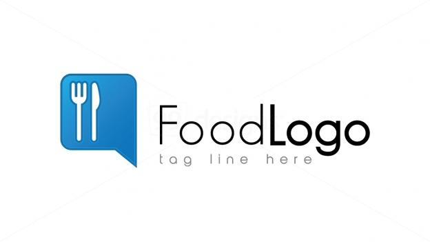 cool food logos (11)