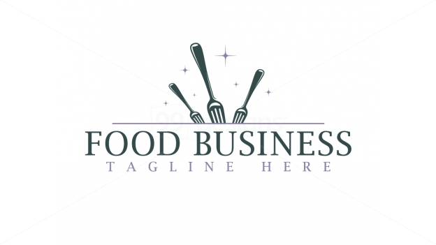 cool food logos (12)