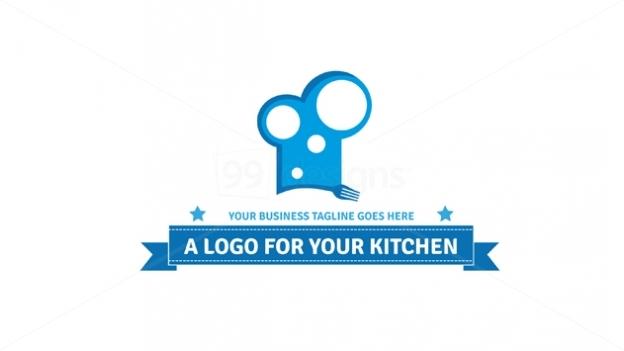 cool food logos (14)