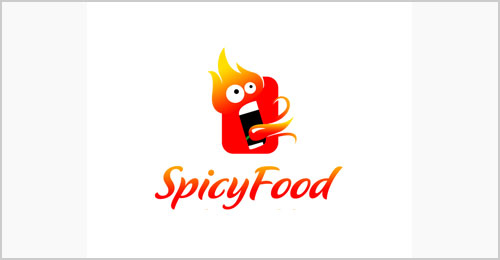 cool food logos (20)