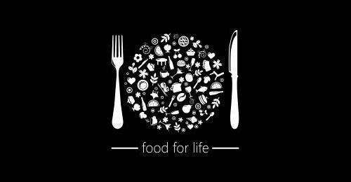 cool food logos (28)